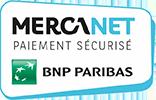 logo Mercanet BNP footer